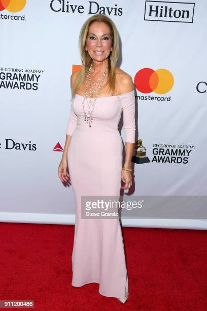 TV personality Kathie Lee Gifford attends the Clive Davis and Recording Academy PreGRAMMY Gala and GRAMMY Salute to Industry Icons Honoring JayZ on...