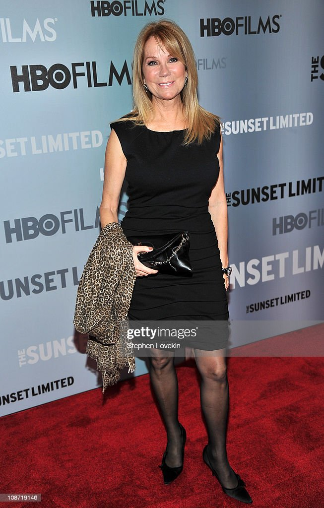 "HBO Films & The Cinema Society Host A Screening Of ""Sunset Limited"" - Arrivals : News Photo"