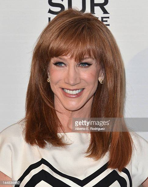 TV personality Kathy Griffin arrives to Bravo Media's celebration of the book release of Andy Cohen's Most Talkative Stories From The Front Lines Of...