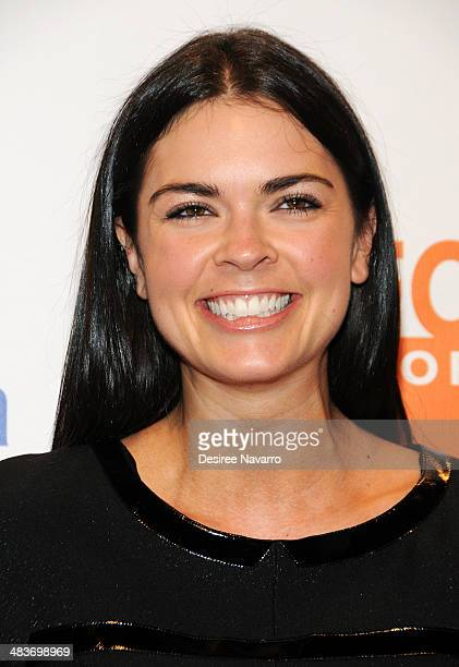 TV personality Katie Lee attends the 2014 Food Bank Of New York City Can Do Awards at Cipriani Wall Street on April 9 2014 in New York City