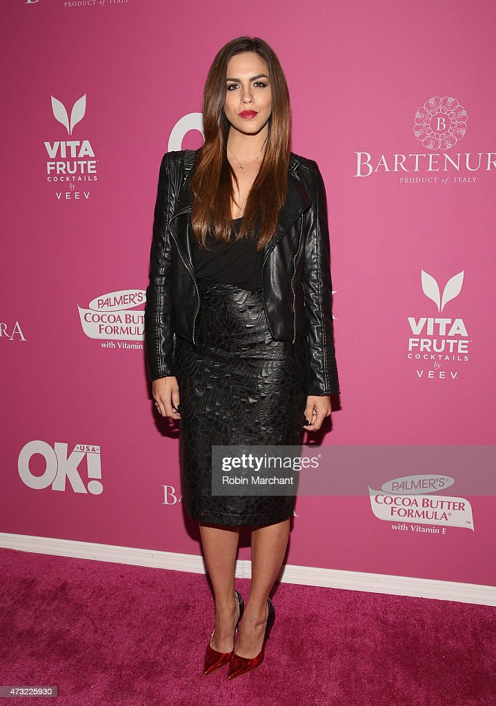 TV Personality Katie Maloney attends OK! Magazine's So Sexy NYC Event at HAUS Nightclub on May 13, 2015 in New York City.