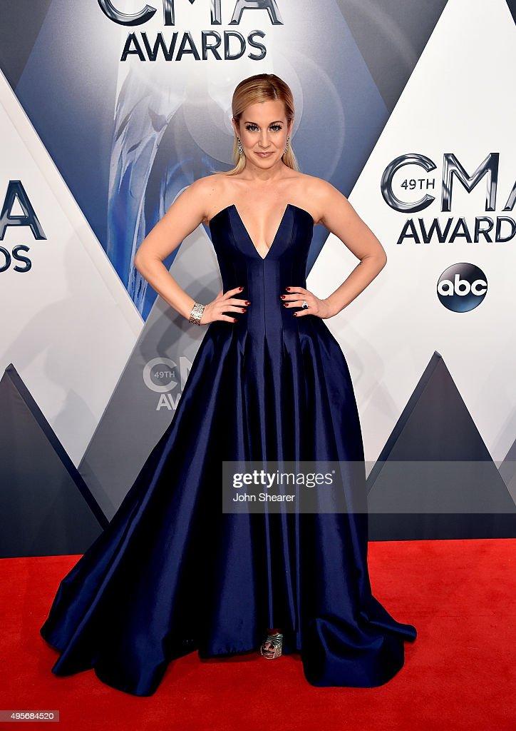 49th Annual CMA Awards - Arrivals
