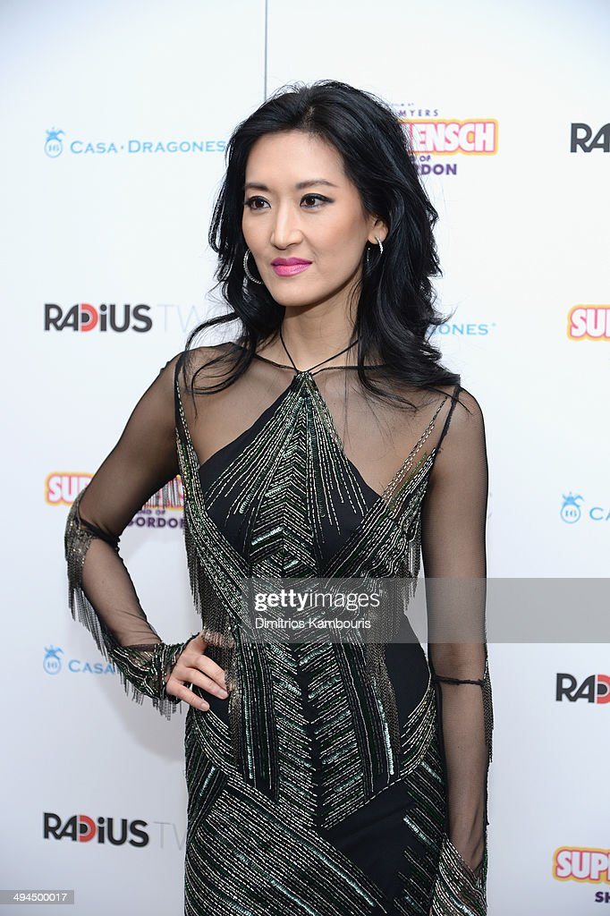 TV Personality Kelly Choi attends the ''Supermensch: The Legend Of Shep Gordon' screening at The Museum of Modern Art on May 29, 2014 in New York City.