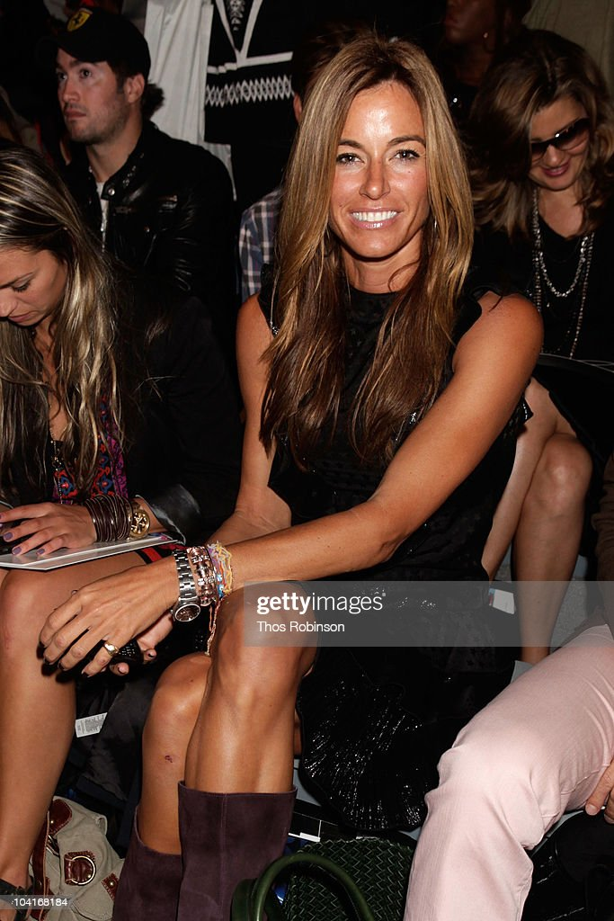 TV personality Kelly Killoren Bensimon attends the Argentina Group Show Spring 2011 fashion show during Mercedes-Benz Fashion Week at The Stage at Lincoln Center on September 16, 2010 in New York City.