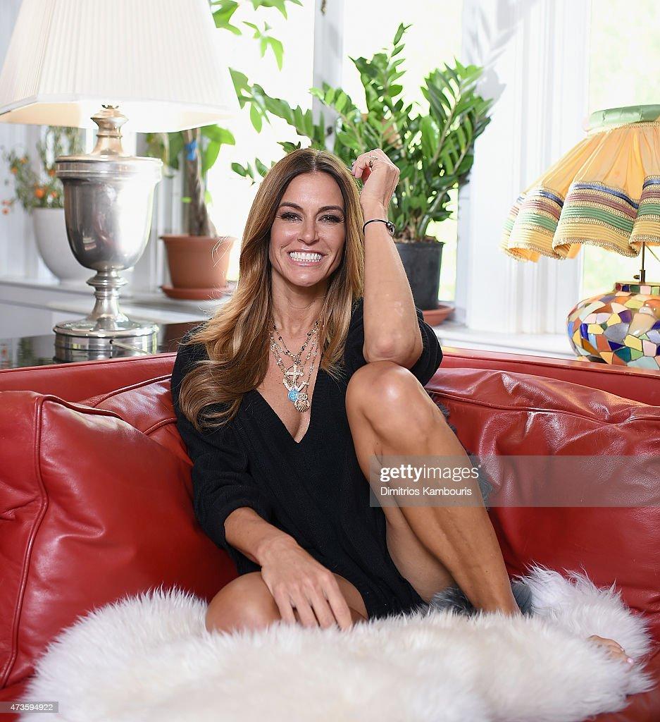 Kelly Killoren Bensimon Private Photo Shoot