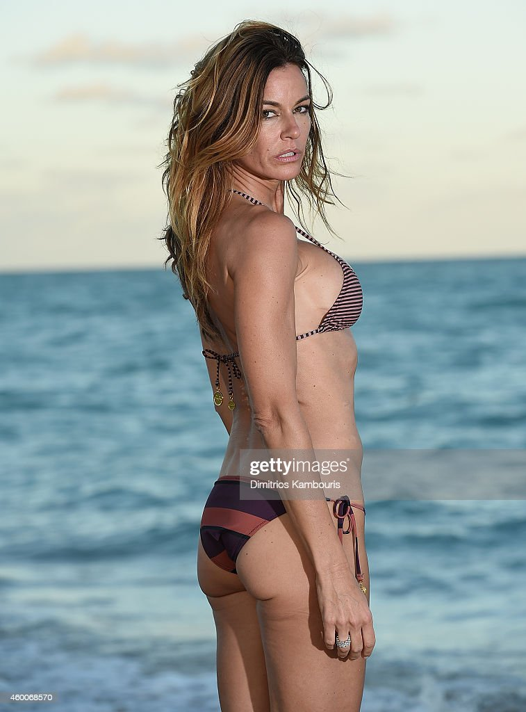 Art Basel Miami Beach 2014 - Kelly Bensimon Private Photo Shoot