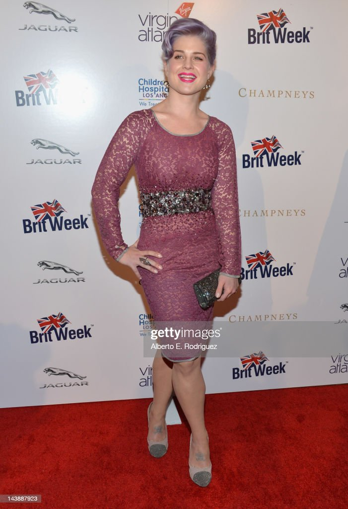 "BritWeek 2012's ""Evening With Piers Morgan"" - Arrivals"