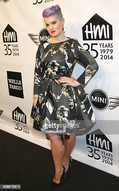 TV personality Kelly Osbourne attend the 2014 Emery Awards at Cipriani Wall Street on November 12 2014 in New York City