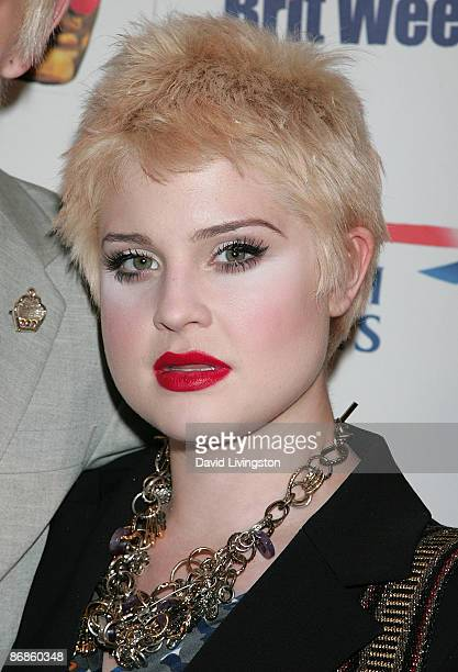 TV personality Kelly Osbourne attends BAFTA/LA's 2nd Annual British Comedy Festival at Four Seasons Hotel Los Angeles on May 8 2009 in Los Angeles...