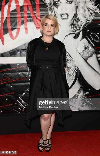 TV personality Kelly Osbourne attends the LA Launch of Ellen Von Unwerth's Von Magazine Hosted by Taz Saunders Bryona Ashly Nikhil Ra and Los Angela...