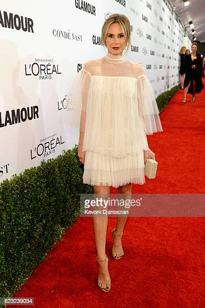 TV personality Keltie Knight attends Glamour Women Of The Year 2016 at NeueHouse Hollywood on November 14 2016 in Los Angeles California