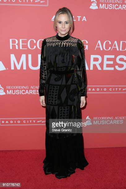 TV personality Keltie Knight attends MusiCares Person of the Year honoring Fleetwood Mac at Radio City Music Hall on January 26 2018 in New York City