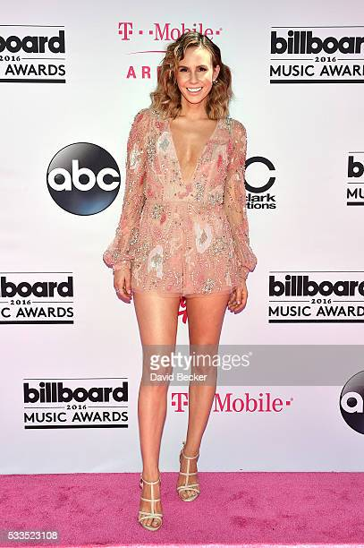 TV personality Keltie Knight attends the 2016 Billboard Music Awards at TMobile Arena on May 22 2016 in Las Vegas Nevada
