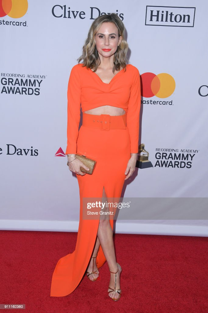 Clive Davis and Recording Academy Pre-GRAMMY Gala - Arrivals