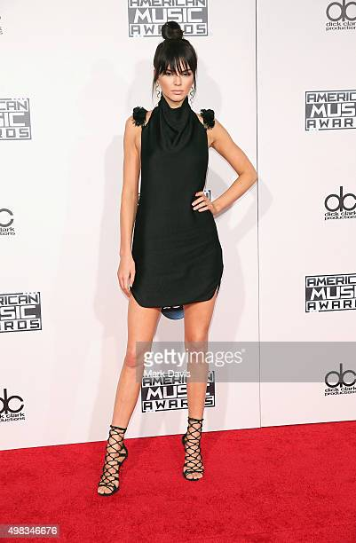 Personality Kendall Jenner attends the 2015 American Music Awards at Microsoft Theater on November 22, 2015 in Los Angeles, California.