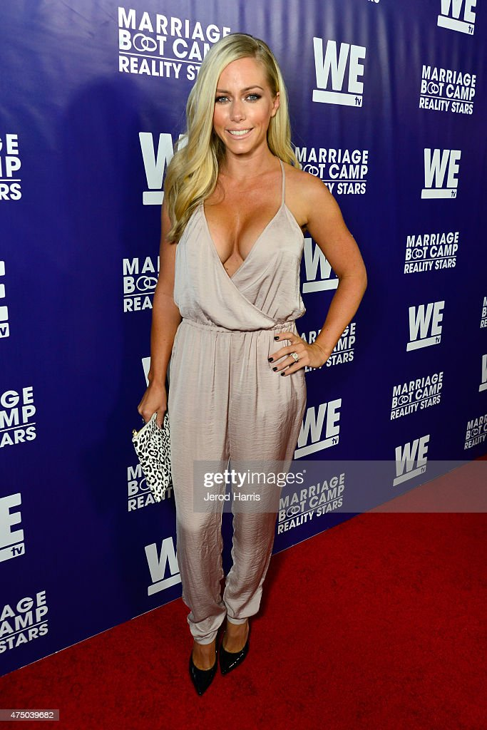 WE tv Hosts Premiere Party For The Third Season Of Marriage Boot Camp Reality Stars