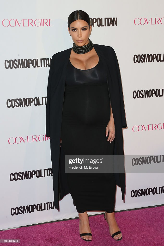 Cosmopolitan Magazine's 50th Birthday Celebration - Arrivals