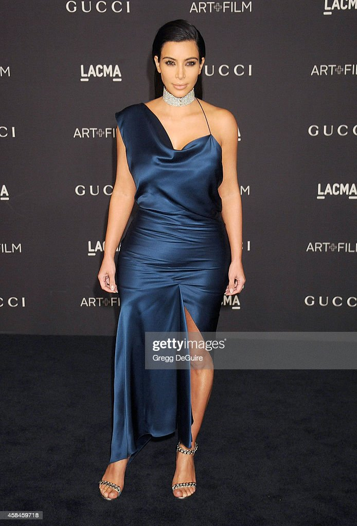 2014 LACMA Art + Film Gala Honoring Barbara Kruger And Quentin Tarantino Presented By Gucci - Arrivals : News Photo