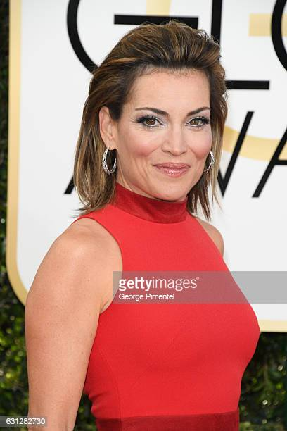 Personality Kit Hoover attends the 74th Annual Golden Globe Awards at The Beverly Hilton Hotel on January 8 2017 in Beverly Hills California