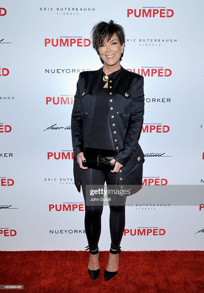 Melissa McCarthy And Eric Buterbaugh Host Brian Atwood's Celebration of PUMPED