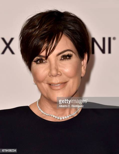 TV personality Kris Jenner attends the 24th Annual Race To Erase MS Gala at The Beverly Hilton Hotel on May 5 2017 in Beverly Hills California