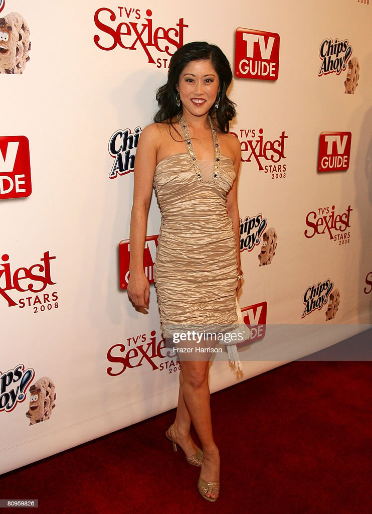 TV Guide's Sexiest Stars Party