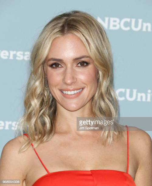 TV personality Kristin Cavallari attends the 2018 NBCUniversal Upfront presentation at Rockefeller Center on May 14 2018 in New York City