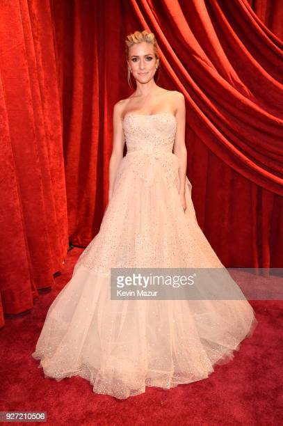 TV personality Kristin Cavallari attends the 90th Annual Academy Awards at Hollywood Highland Center on March 4 2018 in Hollywood California