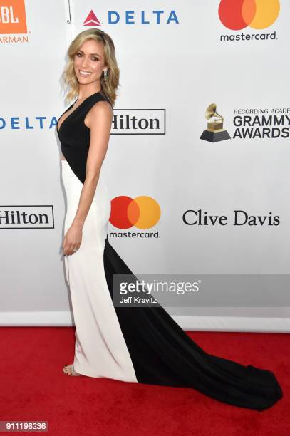 TV personality Kristin Cavallari attends the Clive Davis and Recording Academy PreGRAMMY Gala and GRAMMY Salute to Industry Icons Honoring JayZ on...