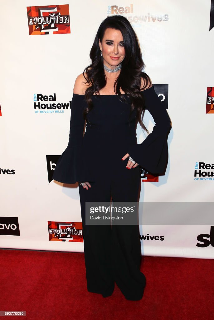 "Premiere Of Bravo's ""The Real Housewives Of Beverly Hills"" - Arrivals"