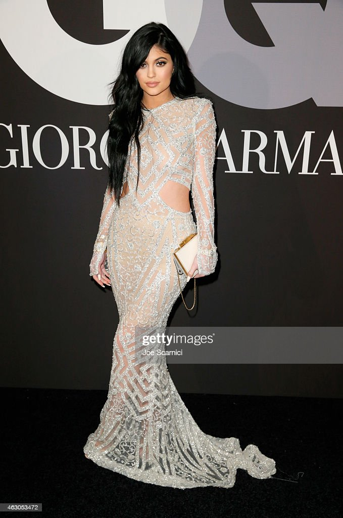 GQ Celebrates The Grammys With Giorgio Armani - Arrivals : News Photo