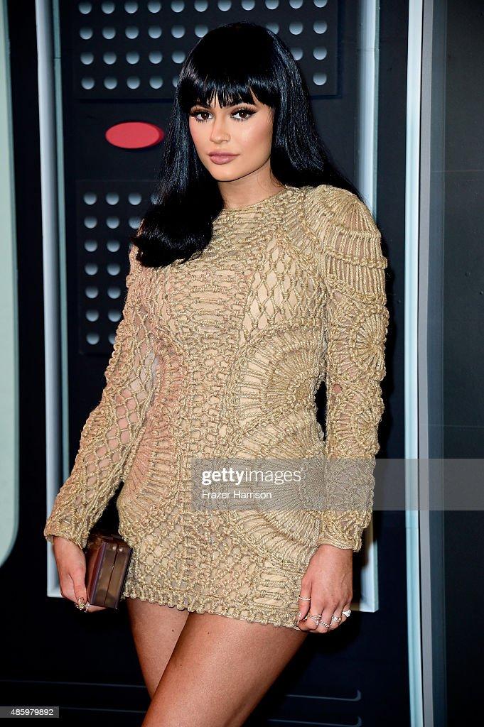 2015 MTV Video Music Awards - Arrivals : Foto jornalística