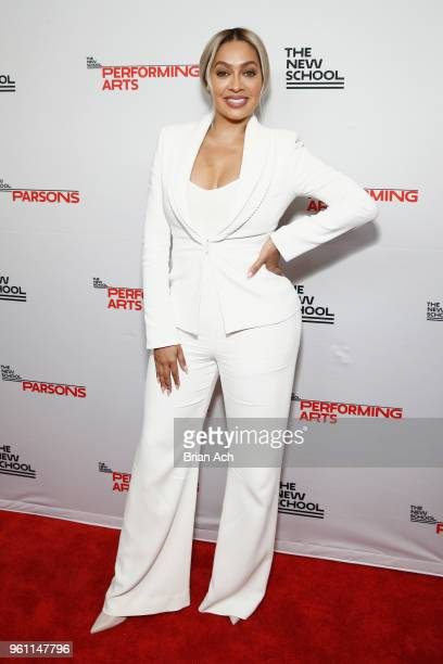 TV personality La La Anthony attends the 70th Annual Parsons Benefit on May 21 2018 in New York City
