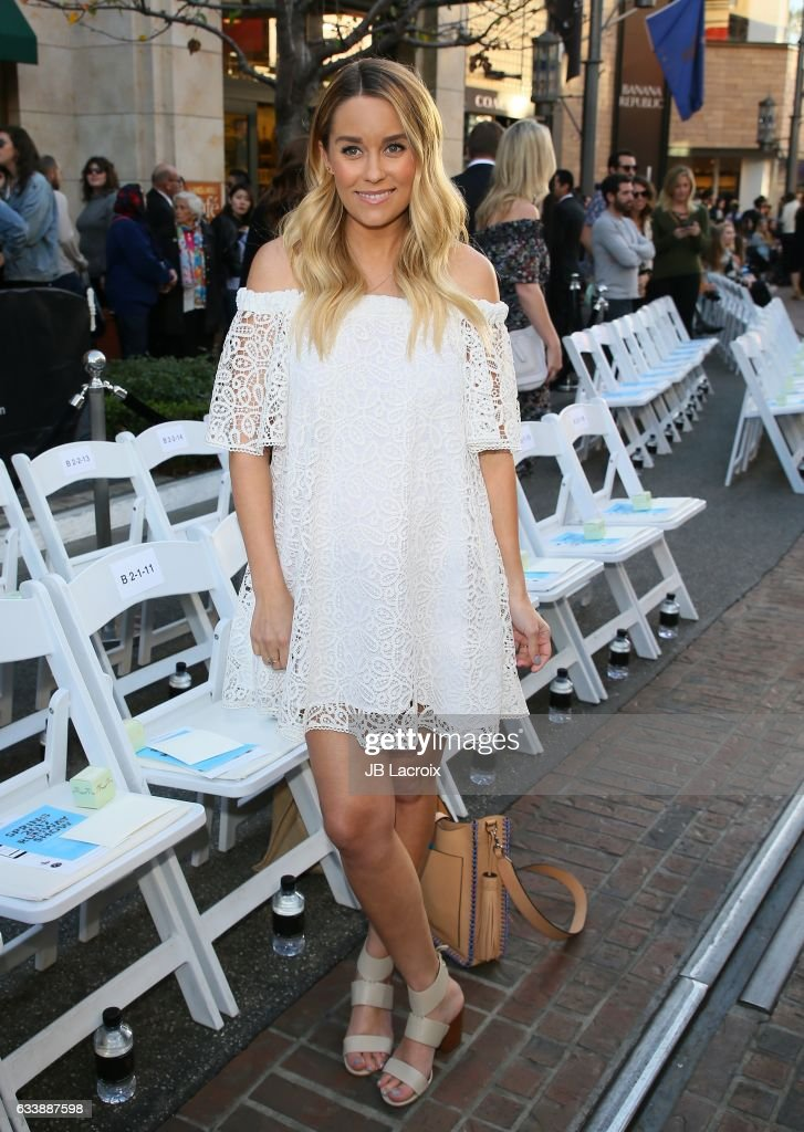 """Rebecca Minkkoff's """"See Now, Buy Now"""" Fashion Show : News Photo"""