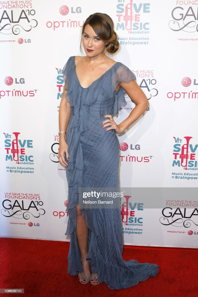 Vh1 Save The Music Foundation Gala - Arrivals