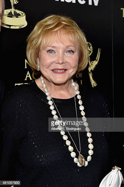TV personality Lee Phillip Bell attends The 41st Annual Daytime Emmy Awards at The Beverly Hilton Hotel on June 22 2014 in Beverly Hills California