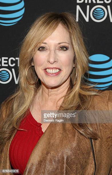 TV personality Linda Cohn of ESPN attends the DirectTV Now launch at Venue 57 on November 28 2016 in New York City