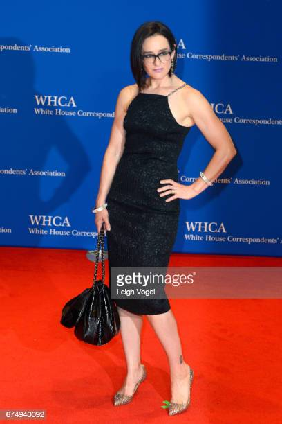 Personality Lisa Kennedy Montgomery attends the 2017 White House Correspondents' Association Dinner at Washington Hilton on April 29 2017 in...