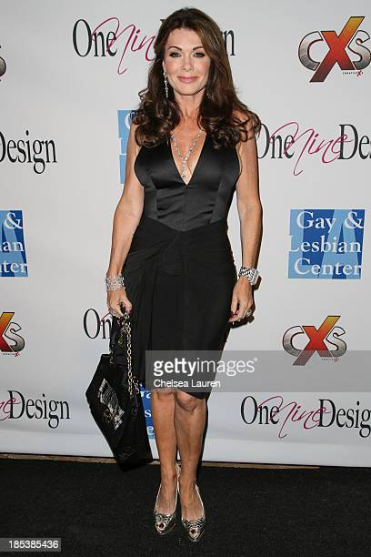 TV personality Lisa Vanderpump attends 'An Evening Under The Stars' benefiting the LA Gay Lesbian Center on October 19 2013 in Los Angeles California
