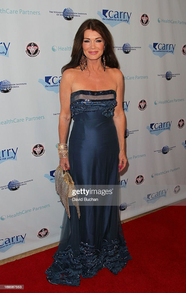 TV personality Lisa Vanderpump attends The Coalition For At-Risk Youth (CARRY) 'Shall We Dance' Gala at The Beverly Hilton Hotel on May 11, 2013 in Beverly Hills, California.