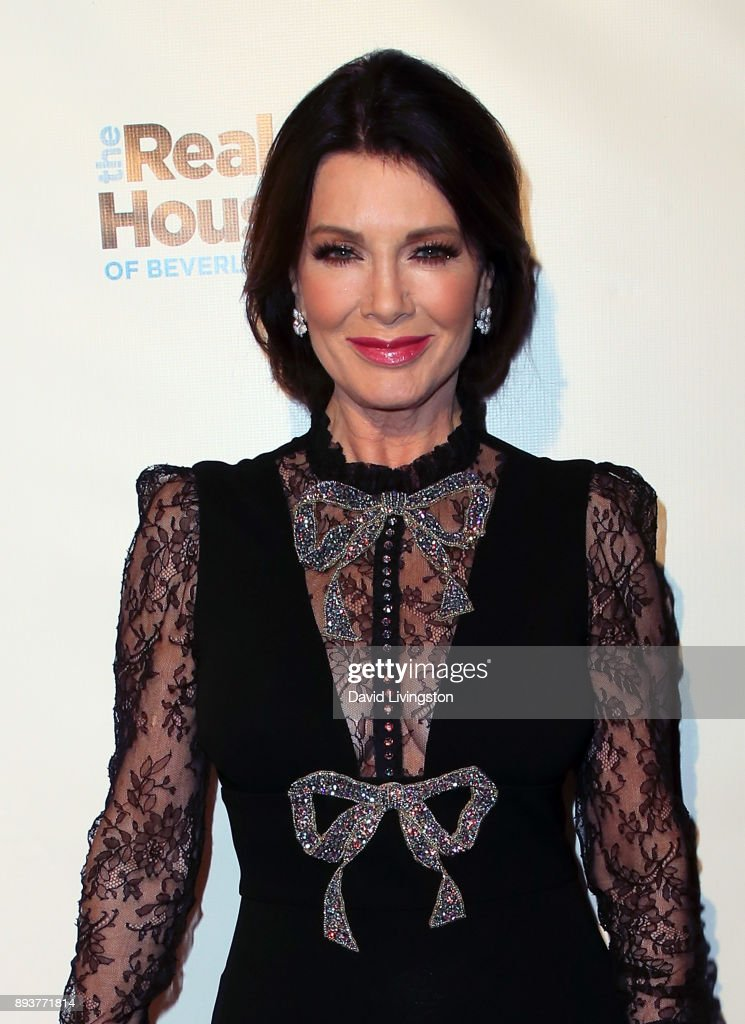 Premiere Of Bravo's 'The Real Housewives Of Beverly Hills' - Arrivals : News Photo