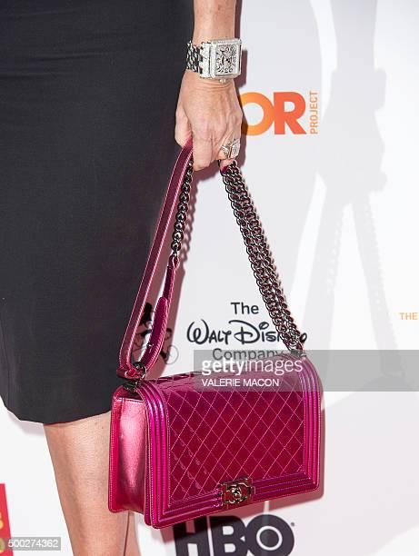 TV personality Lisa Vanderpump attends TrevorLIVE LA 2015 in Hollywood California on December 6 2015 AFP PHOTO / VALERIE MACON / AFP / VALERIE MACON