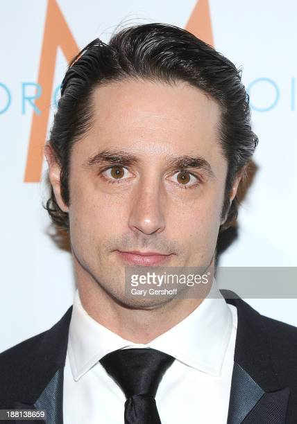 TV personality Lorenzo Borghese attends HSUS To the Rescue New York benefit at Cipriani 42nd Street on November 15 2013 in New York City