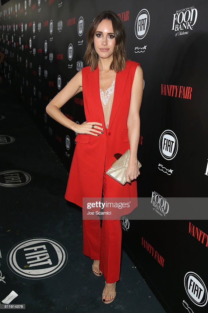 Vanity Fair And FIAT Young Hollywood Celebration - Red Carpet