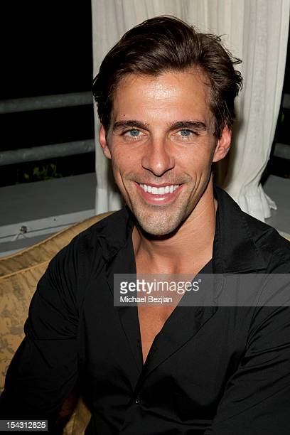 Personality Madison Hildebrand attends Exceptional Children's Foundation Fundraising Gala at SkyBar at the Mondrian Los Angeles on October 17, 2012...