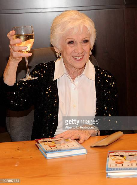 TV personality Maggie Griffin hosts a signing of her book Tip It on June 30 2010 in Los Angeles California