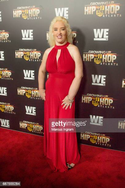 TV personality Mama June attends the 'Growing Up Hip Hop Atlanta' premiere at Woodruff Arts Center on May 23 2017 in Atlanta Georgia