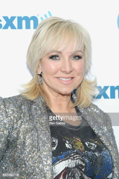TV personality Margaret Josephs visits the SiriusXM Studios on December 14 2017 in New York City