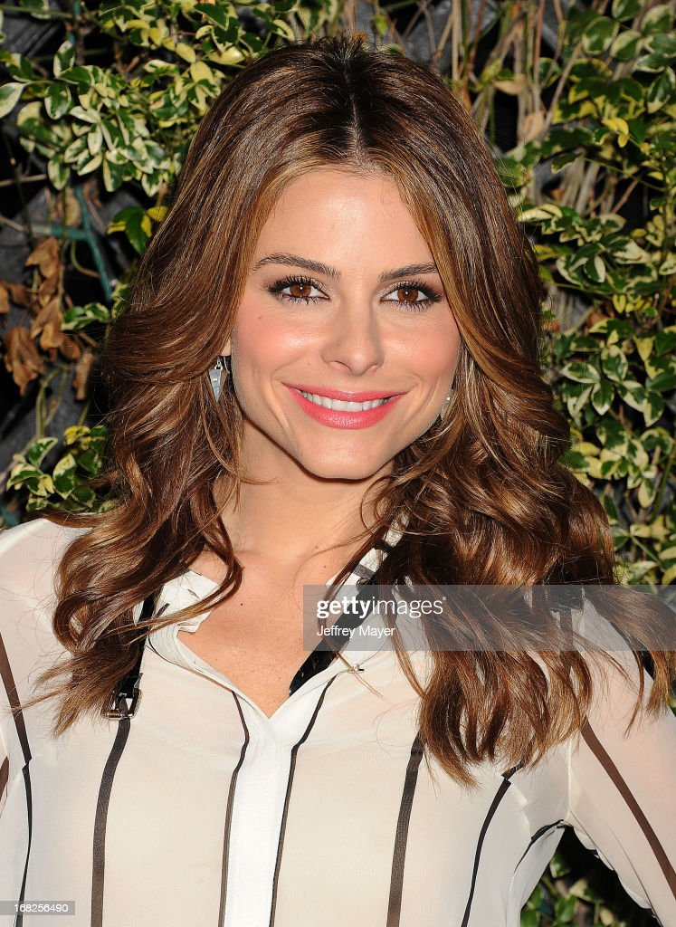 TV Personality Maria Menounos attends the Eva Longoria announces contest winner for 'Lay's 'Do Us A Flavor' Contest at Beso on May 6, 2013 in Hollywood, California.