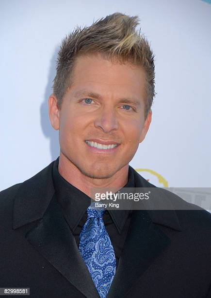TV personality Mark Long arrives at the Fox Reality Channel's Really Awards held at Avalon Hollywood on September 24 2008 in Hollywood California